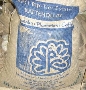 India Kattehollay Estate Peaberry