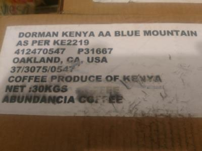 Kenya AA Blue Mountain