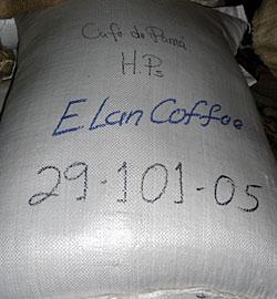 Organic/RFA Panama Hartmann Estate H2 Coffee Beans