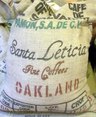 El Salvador Santa Leticia Estate Pacamara