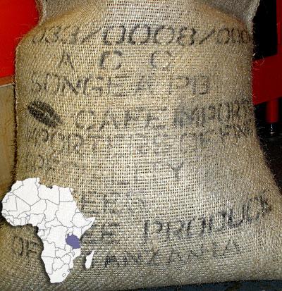 Tanzania Peaberry Songea