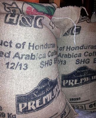 Honduras Santa Rosa SHG