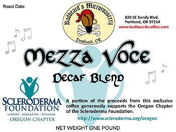 Mezza Voce Decaf Blend