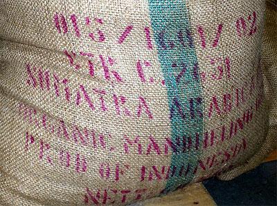 Sumatra Mandheling MWP Decaf