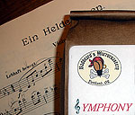 Support the Arts with your purchase of Symphony Blend coffee from Badbeards! $2.00 of every purchase of this delicious blend of world-class Panama, Sumatra and Ethiopian coffees will be given to our local Oregon Symphony Orchestra. Our contribution to the forthcoming OSO debut in Carnegie Hall in 2011! Local Portland pickup available...please specify when ordering!...at Sweet Masterpiece Chocolates in the Pearl district and Spella Caffe at the corner of SW 9th and Alder downtown. <br/><br/>A joint venture between Badbeards Coffee and Spella Cafe, the smooth blending of notes in Symphony! will brighten any morning!
